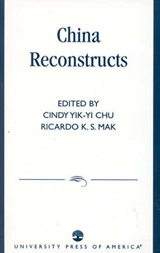 China Reconstructs (English Edition) - Coble Parks