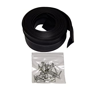 Auto Care Products Inc 57020 20-Feet Nail-On Garage Door Bottom Seal with Nails by Auto Care Products Inc.