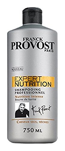 Franck Provost - Expert Nutrition Shampooing Professionnel Nutrition Intense - 750 ml