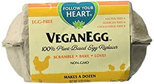 Follow Your Heart VeganEgg - Ambient Stable 114g (Pack of 2)