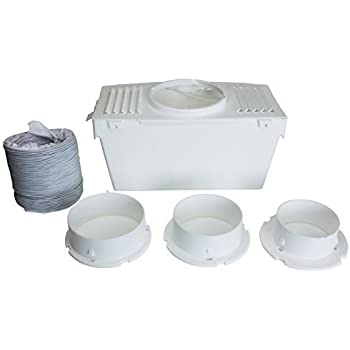 qualtex kit tuyau evacuation de la condensation interne. Black Bedroom Furniture Sets. Home Design Ideas