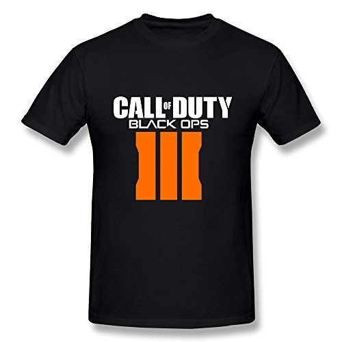 Gerlernt Men's Call Of Duty: Black Ops 3 Logo T-Shirt