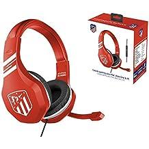 8f9169ce09508 ATM Atletico de Madrid Auriculares gaming - accesorio PS4