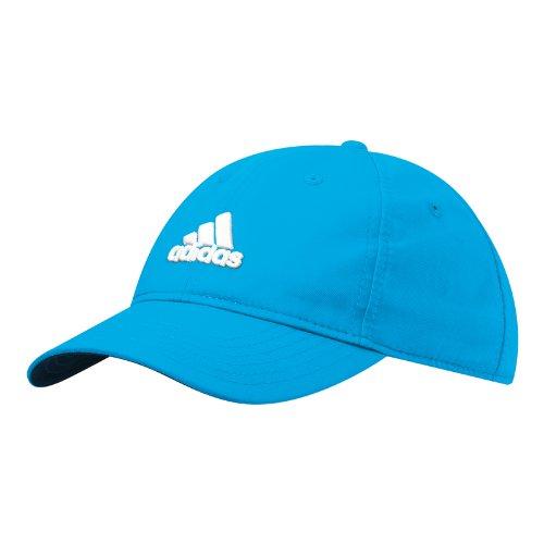 Adidas Cap Golf Tennis Schirmmütze hellblau verstellbar atmungsaktiv