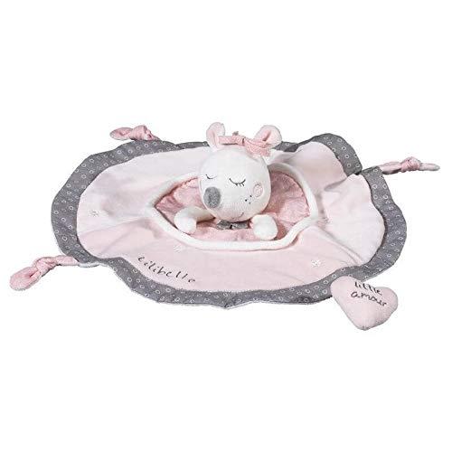 SAUTHON BABY DECO - Doudou mouchoir lilibelle