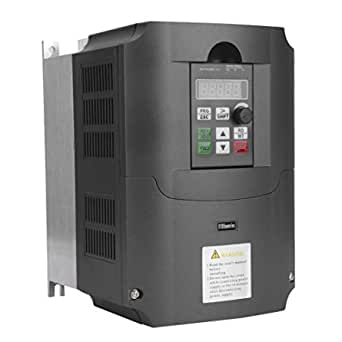High Performance Drive Single Phase Variable Frequency Drive Converter Speed Controller Converter Variable Frequency Drive 220VAC Input 3-Phase 30VAC Output 7.5KW