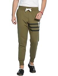 Alan Jones Solid Men's Joggers Track Pants