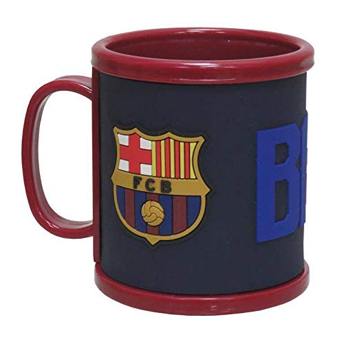 FC Barcelona MG-12-BC Taza Rubber 3D