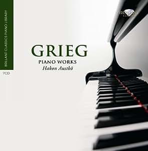 Grieg - Piano Works (7 CD Boxset)