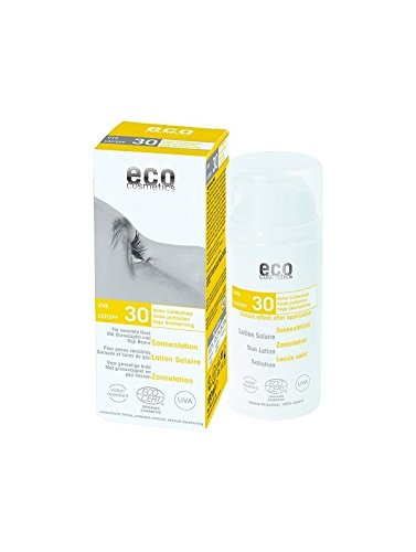eco cosmetics Sonnenlotion LSF 30, 100 g