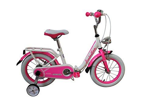 Lambrettina Pocket Lmb12fld Pk Bicicletta Rosa 12