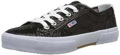 Skechers Le Club 85699L Mädchen Sneaker, Schwarz (BLK), EU 30