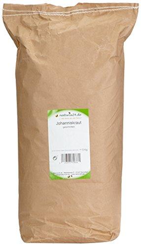 Naturix24 Johanniskraut geschnitten, 1er Pack (1 x 5 kg)