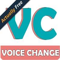 My Funny Voice Changer: Stellen Sie Klingeltöne, Audiodateien, Mitteilung, Mit Freunden teilen