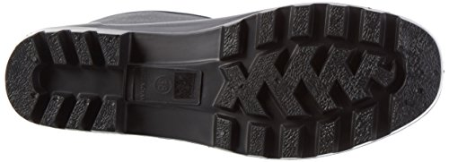 Calvin Klein Philippa Rubber/Coated Canvas, Stivali da Pioggia Donna Nero (blk)