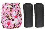 Babymoon Adjustable Reusable Cloth Diaper