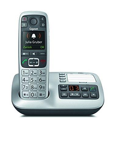 Gigaset S30852-H2728-C101 E560A Telefon Platin