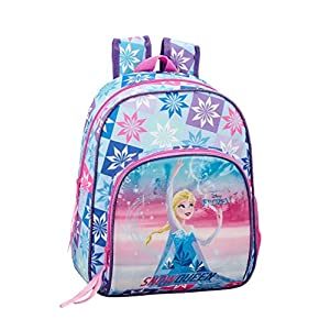 "41Sx3910ysL. SS300  - Frozen ""Ice Magic"" Oficial Mochila Infantil 280x100x340mm"
