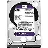 WD Purple 4 TB Festplatte zur Videoüberwachung - Intellipower SATA 6 Gb/s 64MB Cache 3,5 Zoll - WD40PURZ