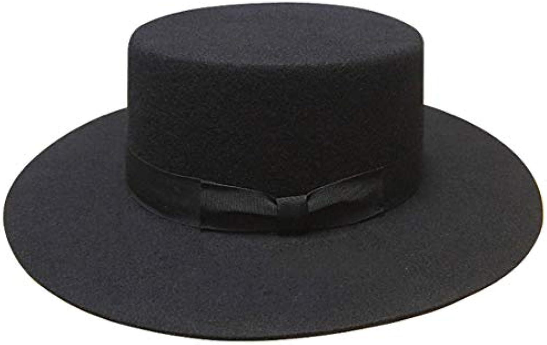 BYMHH Cappello da Uomo Cappello Piatto e da Uomo e Piatto Donna Flat ... c08c2de3d47a
