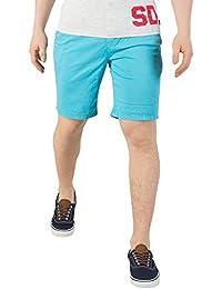 1508a733a7 Superdry Hombre Pantalones cortos chinos de Sunscorched