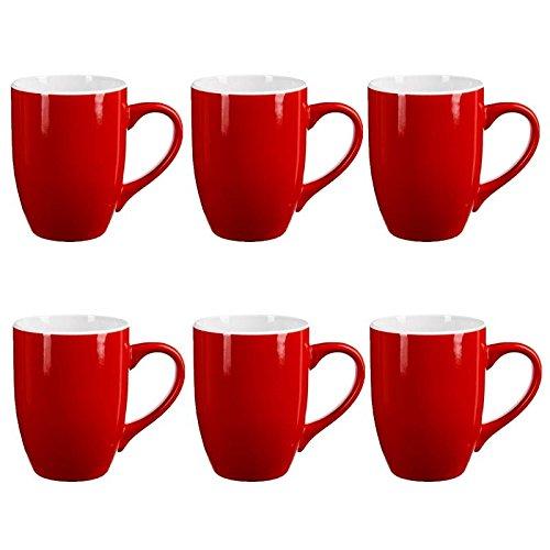 Lot de 6 Mugs\