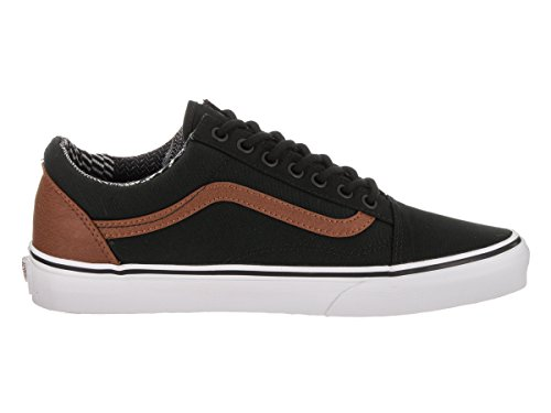 Vans Herren Ua Old Skool Sneakers (c L) Black/ Material Mix