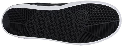 Element  Heatley, chaussons d'intérieur homme Mehrfarbig (Black White)