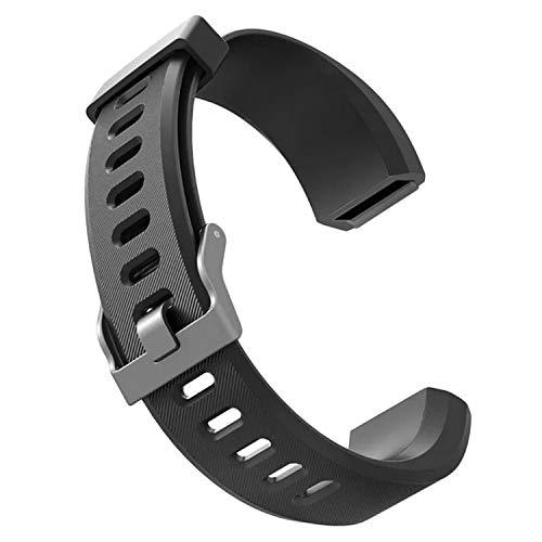 Sopear Ersatzarmband für fitness tracker ID115 HR Plus| Antimi Fitness Armband | | YG4 PLUS HR | YAMAY Fitness Armband | CHEREEKI Fitness Tracker Farbdisplay & viele weitere Modelle aus hautfreundlichem TPU & nickelfreiem Verschluss