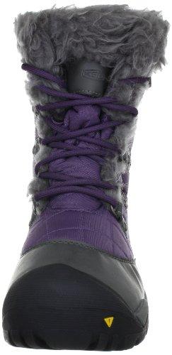 Keen SUNRIVER HIGH Stivali W-SWEE 1007895, Stivali da neve donna Viola (Violett (Sweet Grape/Gargoyle))