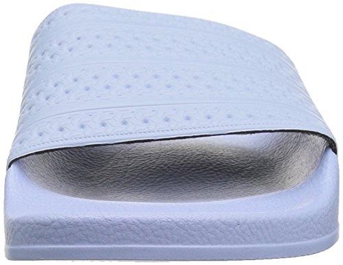 adidas Originals ADILETTE 280647, Sandali unisex adulto Easy Blue Easy Blue Easy Blue S