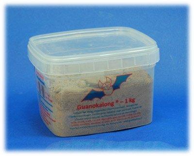 Guanokalong Pulver 1kg Dünger Pflanzennahrung Dung Grow (Pulver Dünger)