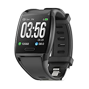 HalfSun Impermeable IP67 Smartwatch, HD Color Screen,Pulsera Inteligente