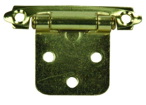 JR Products Cierre automático Bisagra de Montaje Empotrado