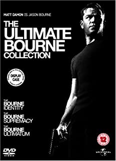 The Ultimate Bourne Collection Steel box set [2007] [DVD] (B0011LYEDQ) | Amazon price tracker / tracking, Amazon price history charts, Amazon price watches, Amazon price drop alerts