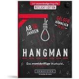 "HANGMAN - ROTLICHT EDITION - ""Galgenmännchen TO GO"""