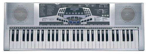 Bontempi PM665 - Bontempi Digitales Keyboard mit 61 Profi Tasten