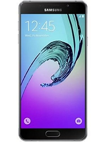 (CERTIFIED REFURBISHED) Samsung Galaxy A7 2016 SM-A710FZKFINS (Black, 16GB)