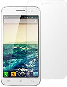 OPUS TEMPERED GLASS FOR Micromax Canvas 2.2 A114 + OTG CABLE FREE + Travel USB Adapter