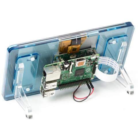Pimoroni Raspberry Pi 7' Touchscreen Display FrameFlotilla