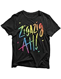 SMARTYPANTS ZIGAZIG AH! Spice Girls Unisex T-Shirt 2019 Tour Concert Ladies Women Girls Pop Band