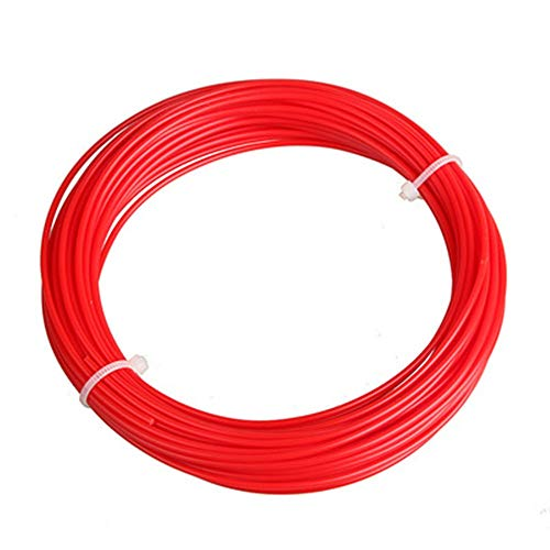 SHUFAGN,3D Filament Muscolo Addominale Una Stampante 3D da 1,75 mm fornisce Materiale per la Penna di Stampa 3D(Color:Rosso)