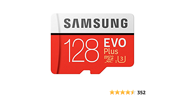 Samsung Evo Plus Mb Mc128g Microsdxc Uhs I Class 10 Elektronik
