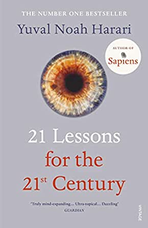 21 Lessons For The 21st Century English Edition