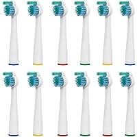 12 pz (3x4). Testine per spazzolino da denti E-Cron®. Philips