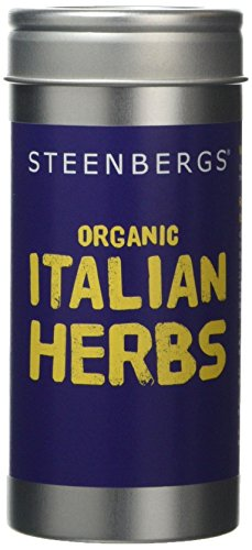 Steenbergs Organic Italian Herbs Mix 34 g (Pack of 3)