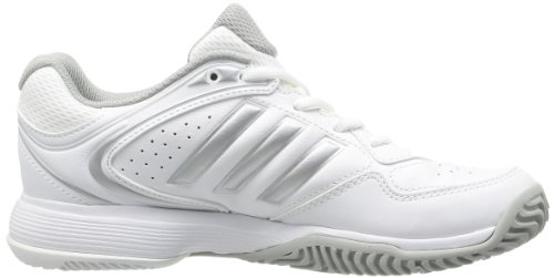 adidas Performance ambition VIII STR W G64790 Damen Tennisschuhe Weiß (RUNNING WHITE FTW / METALLIC SILVER / BLACK 1)