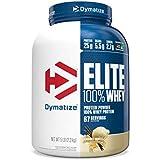 Dymatize Elite 100% Whey Protein - 5 Lbs (Gourmet Vanilla)