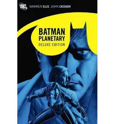 [(Planetary Batman)] [Author: John Cassaday] published on (June, 2011)