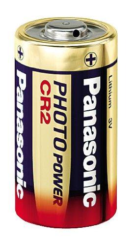 Panasonic CR2, CR2EP Lithium Batterie 10-Pack, - Cr2 Lithium-batterie-ladegerät